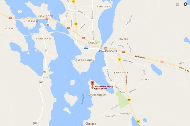 Kartta_Nyyssänniemeen